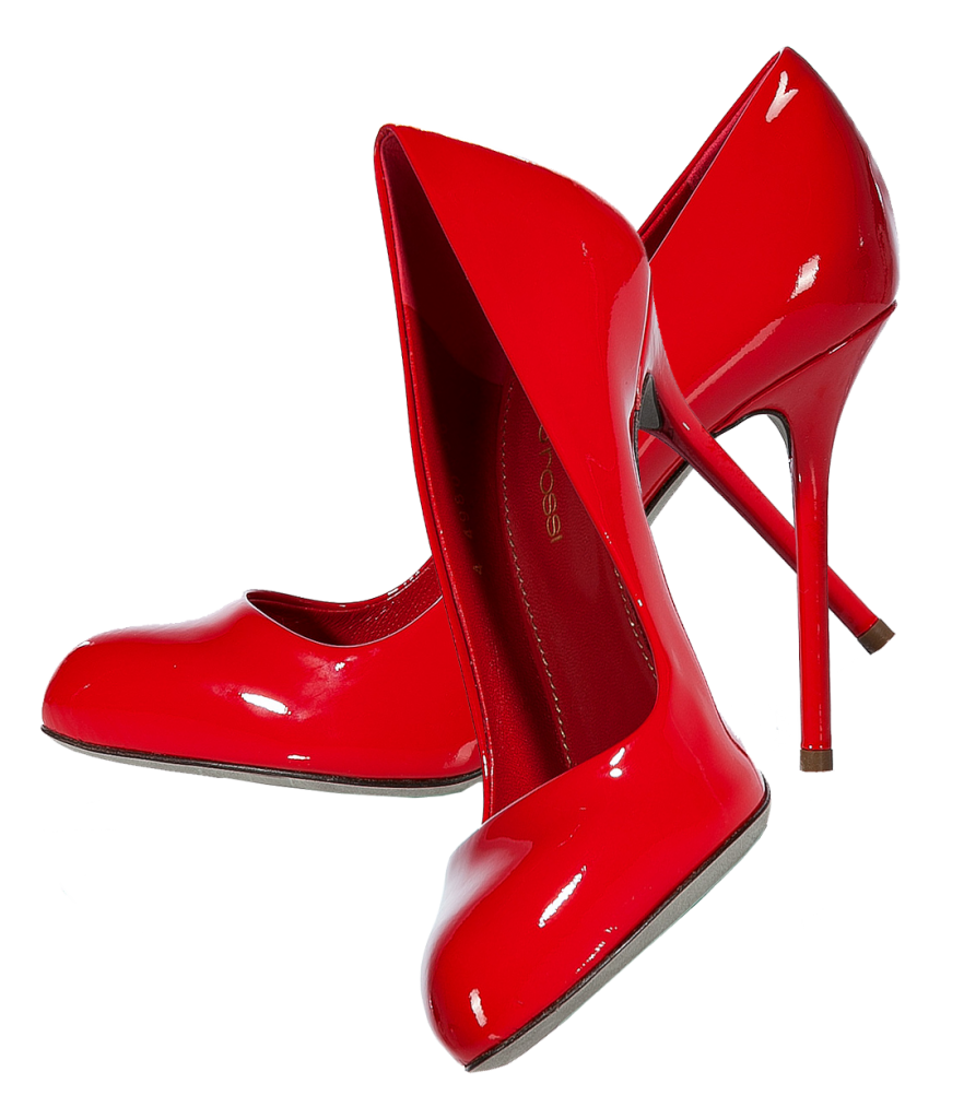 Short Story for Red Heels | World of the Woman