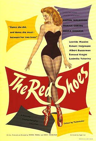 The Red Shoes, 1948 movie