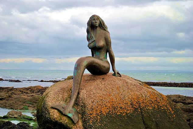 """Mermaid of the North"", Scotland,UK"