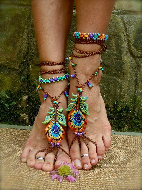 3 comfortable and free sandals indian style