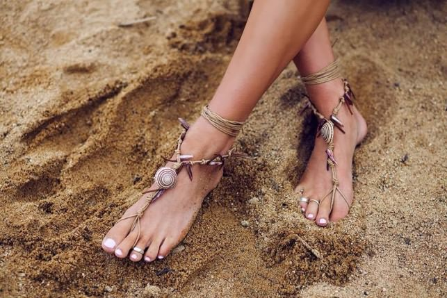 Bear fot sandals 2
