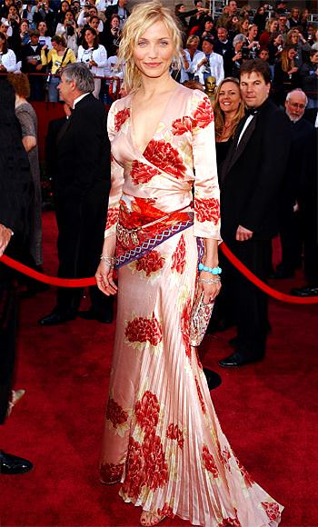 Bohemian style red carpet