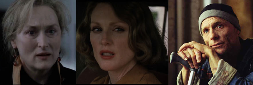 The Hours (2002), Meryl Streep, Julianne Moore and Ed Harris