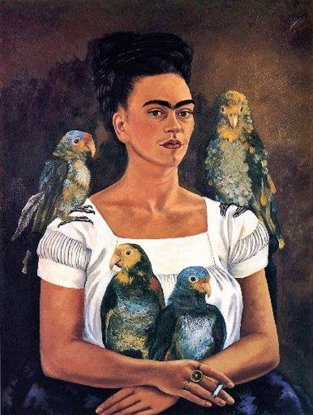 Me and My Parrots – 1941