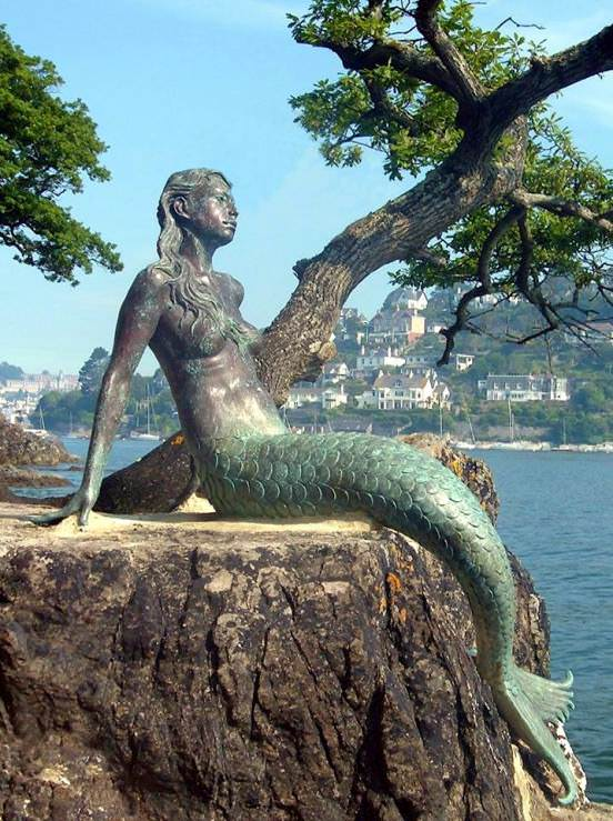 Miranda, Mermaid of Dartmouth