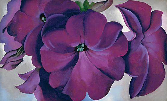 Petunias, 1925
