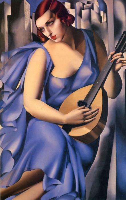 La Musicienne, 1929