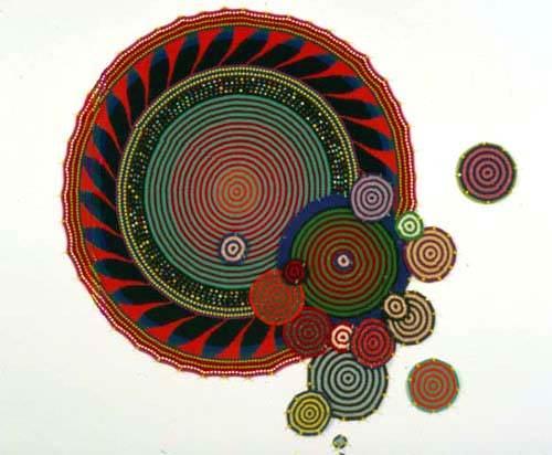 Xenobia Bailey circles 2