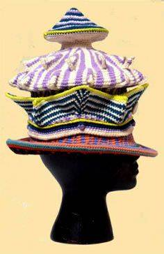 Xenobia Bailey hats1