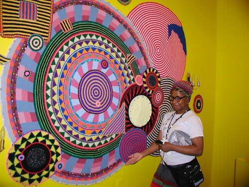 Xenobia Bailey Outstanding Neofunky Crochet Fine Artist