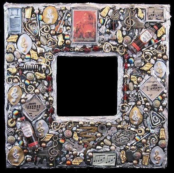 Janis Joplin miror