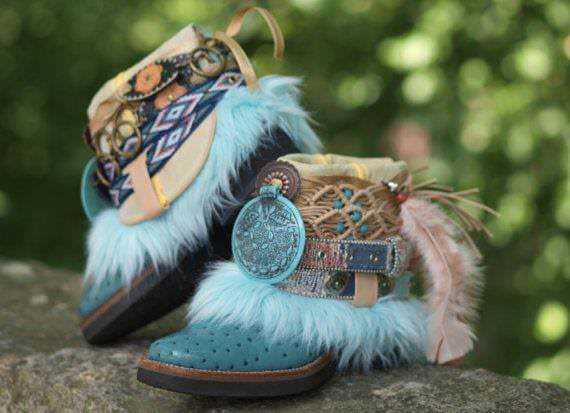 bohemian boots 11