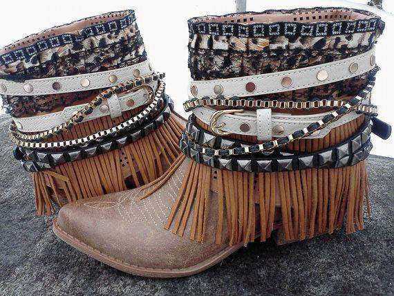 bohemian boots 32