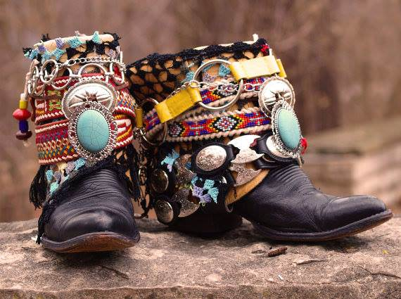 bohemian boots 4