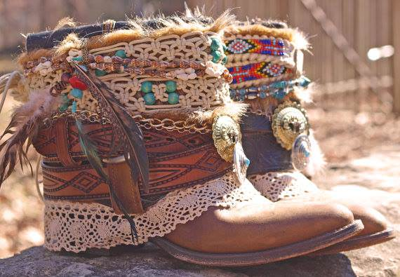 bohemian boots 5