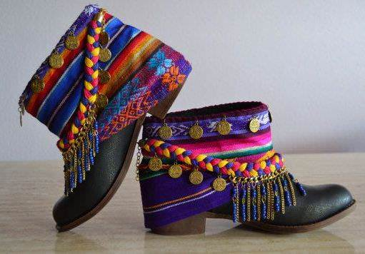 bohemian boots 62