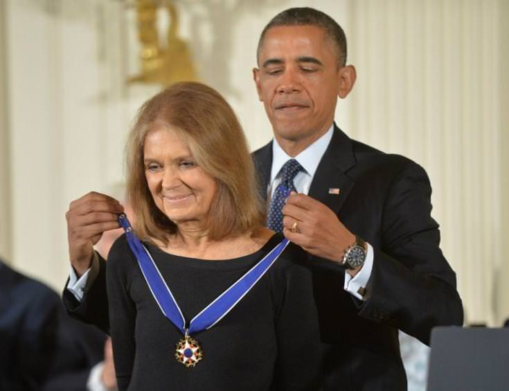 Gloria Steinem 8