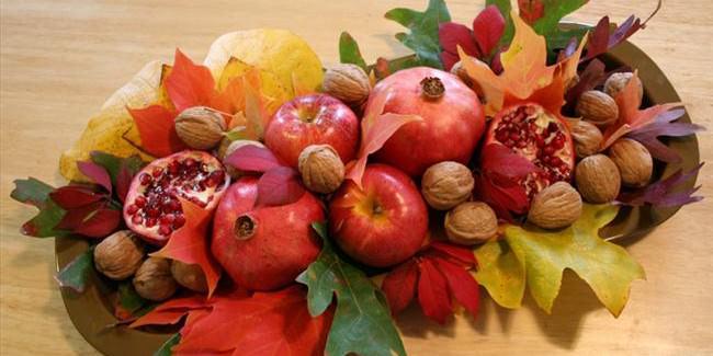 fruits decorations 2