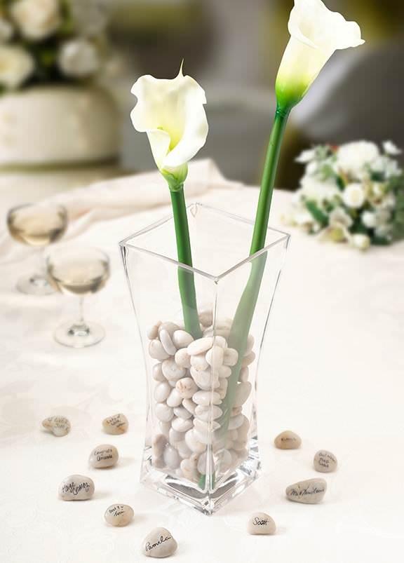 glass and vase srones 1