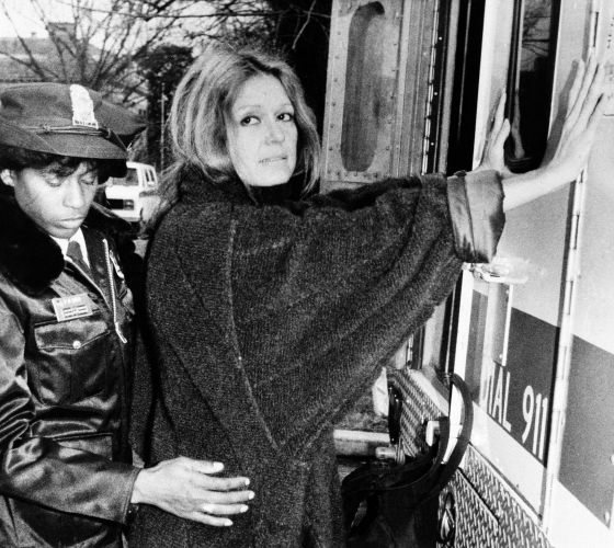 Gloria Steinem 1984