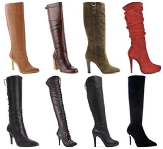go go boots many