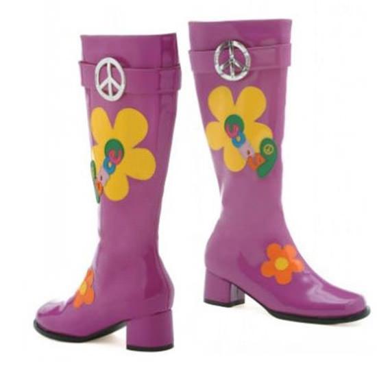 go go boots peace