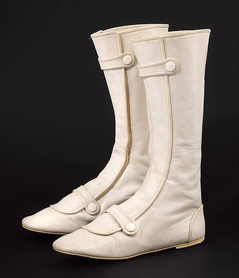 go go boots white 2
