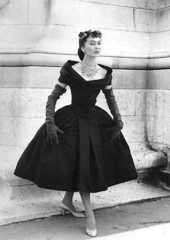 litle black dress cocktail dress 1940