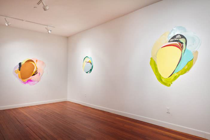 "Installation shot from ""Rivers of Our Vision"" exhibition, January 25 - March 2, 2013"