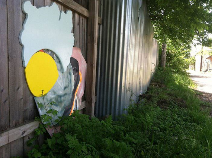 The Alley Cat Project, East Austin, 2012-2013