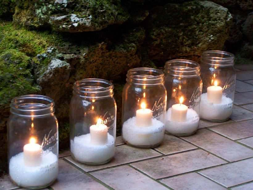 decorative candlles 2