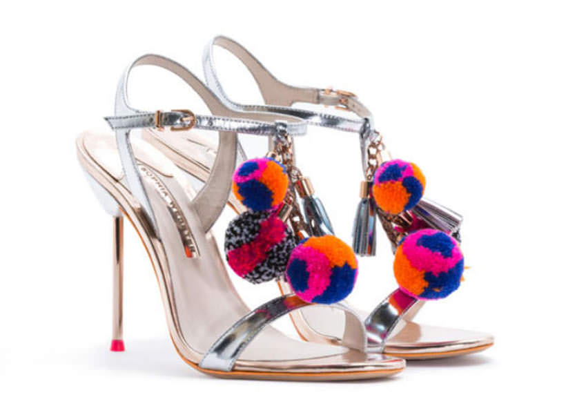 15 Sophia Webster Pom Pom sandals