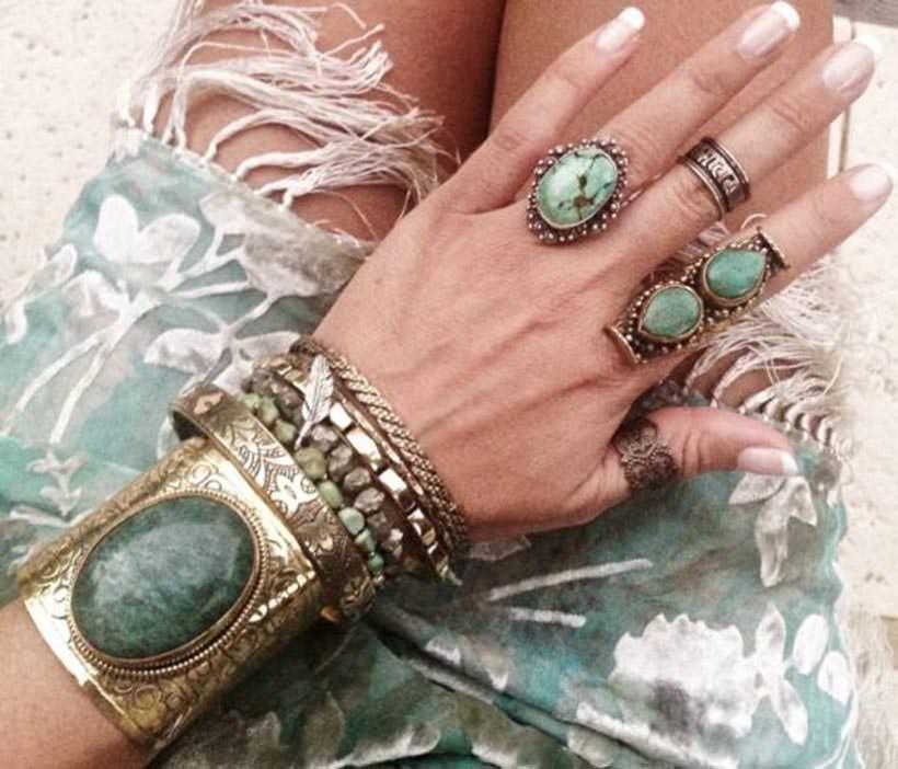 Bohho Acesoories rings 3