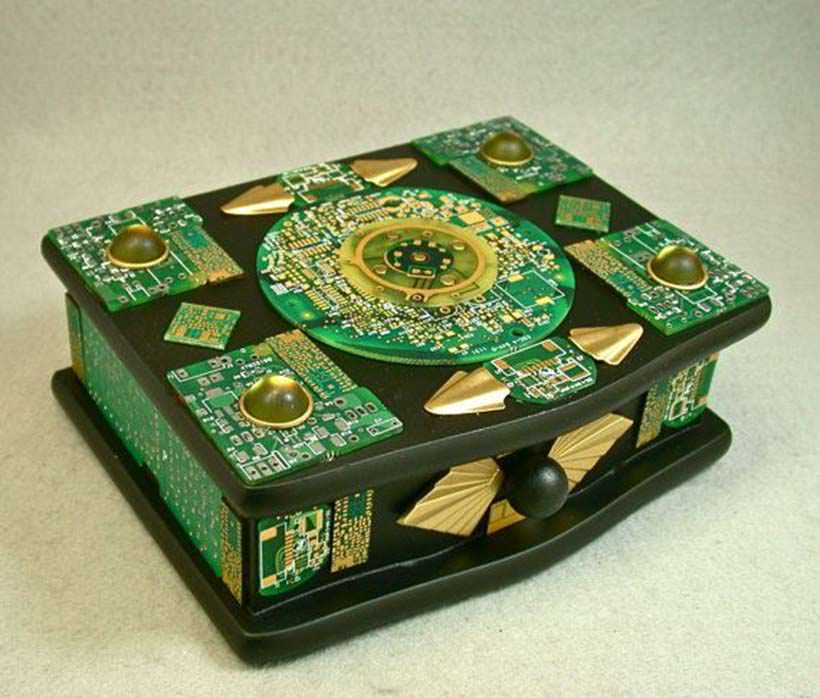 Recycled box 1
