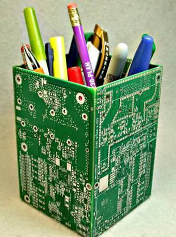 Recycledpencil holder 5