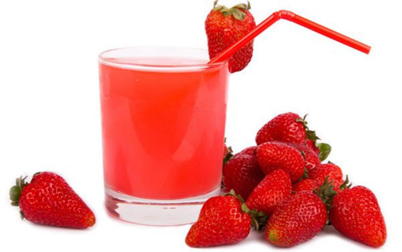 strawbery juce