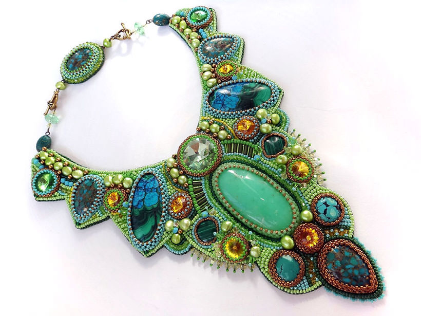 necklaces by Irina Chikineva 1