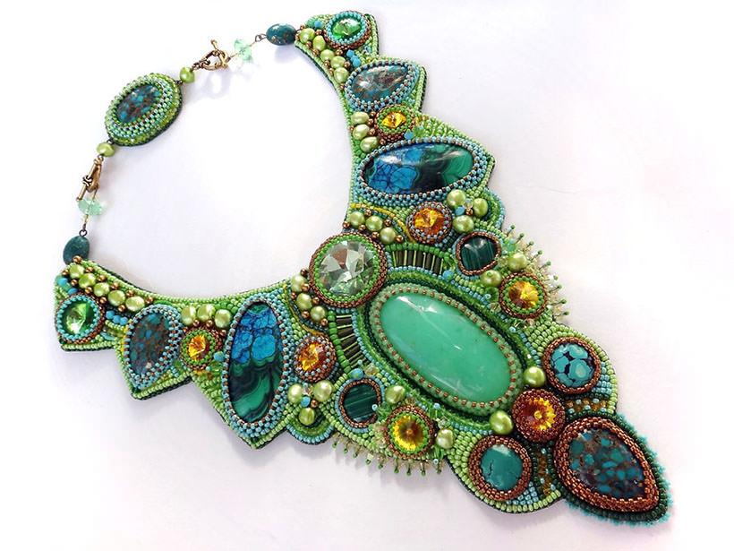 necklaces by Irina Chikineva 1