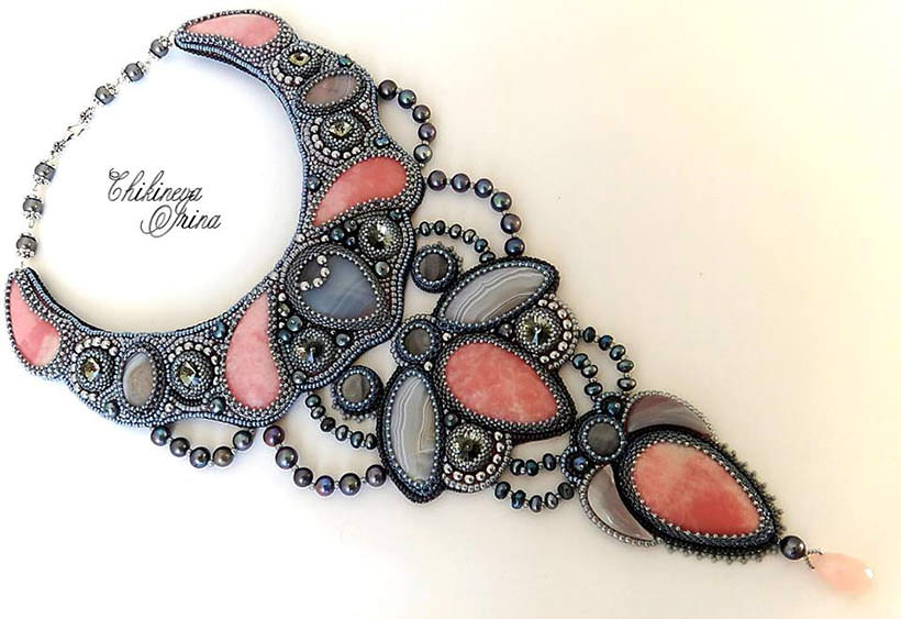 necklaces by Irina Chikineva 10