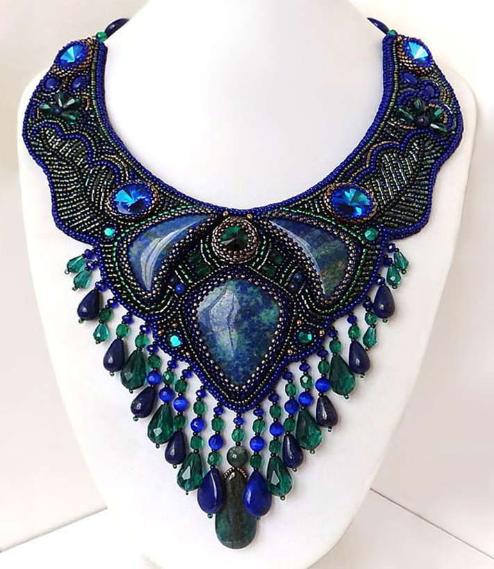 necklaces by Irina Chikineva 2