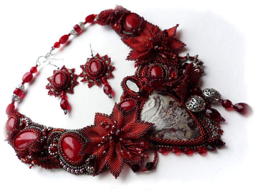 necklaces by Irina Chikineva 3