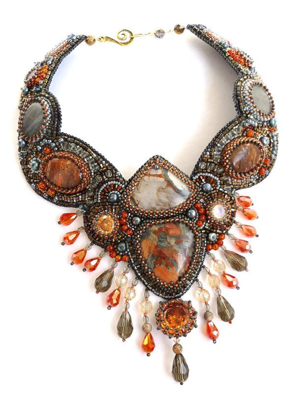 necklaces by Irina Chikineva 6