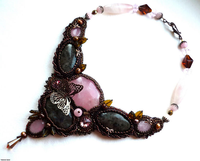 necklaces by Irina Chikineva 7