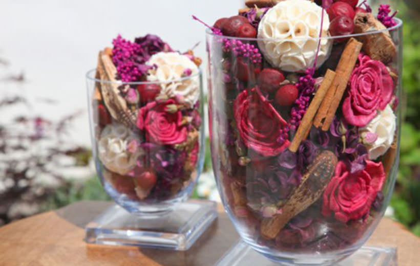 Homemade Potpourri