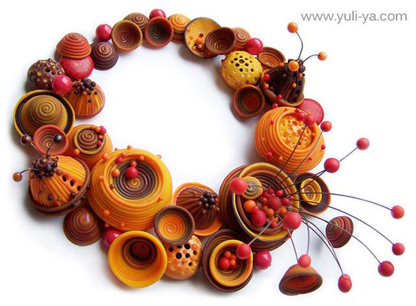 vitamin necklace