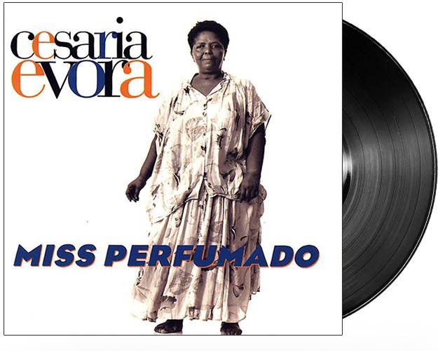 Cesária Évora Miss Perfumado