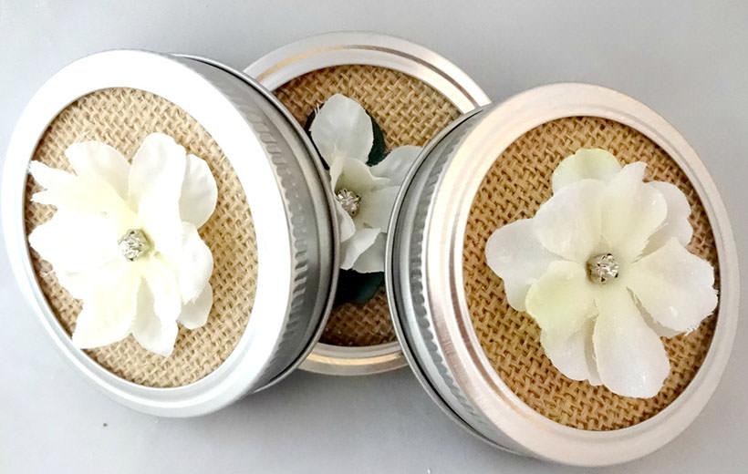 Decorate Your Jars Lids 1