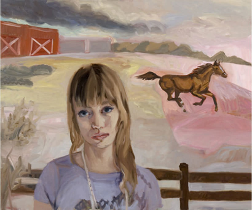 Girl with Sad Eyes 2007