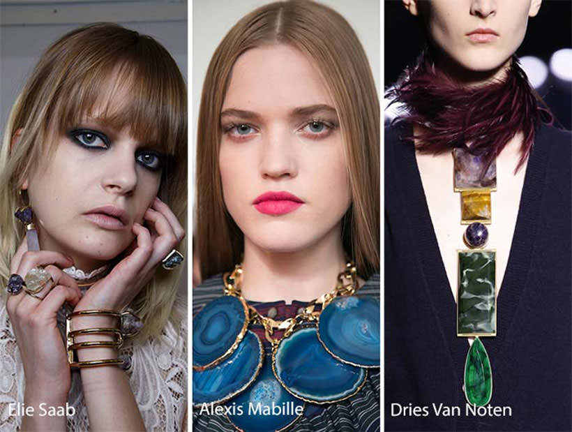 Fall 2016, Jewelry Trends - 3