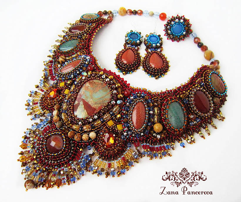 Jewelry as Art - Zana Pancirova - 2